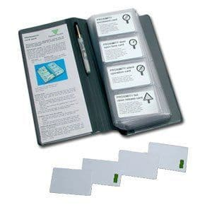 50 Paxton Proximity Cards - Green, 830-050G